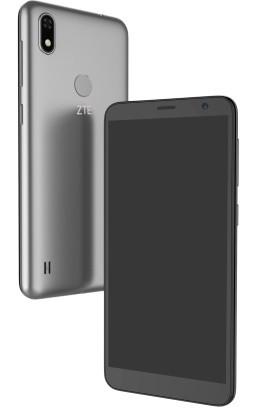 "Смартфон ZTE BLADE A530 2/16 Grey, 4 ядра, 8/5Мп, 2 SIM, 5.5"" IPS, 3G, 2600 мАч, MTK6752"