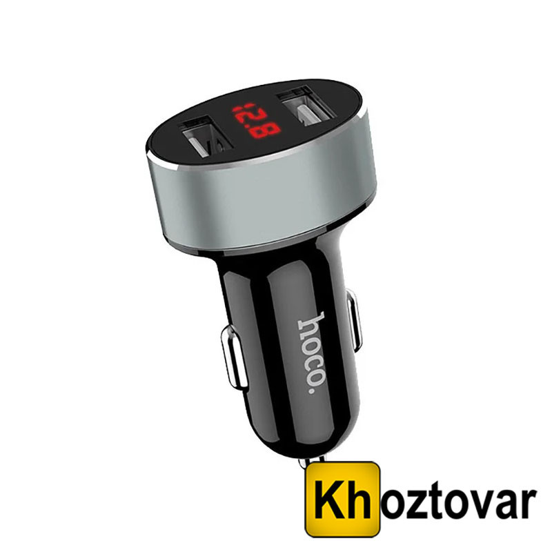 Автомобильное зарядное устройство Hoco Z26