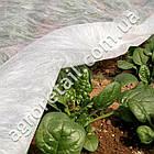 Агроволокно Agreen укрывное белое плотность 30 рулон 1.6х100 м, фото 2