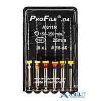 Профайл 0,6 кон. №35 (ProFile®, Dentsply Sirona), 6 шт./уп., фото 1