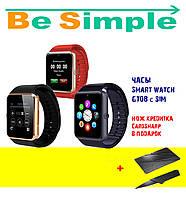 Smart watch GT08 с SIM - Умные часы