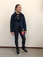"Демисезонная куртка ""Косуха"" 32-42р от производителя, фото 1"