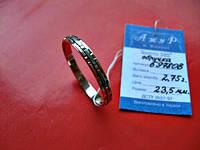 Обручальные кольца золотые Размеры 21.5; 22; 23.5 мм. от 899грн. за 1 грамм