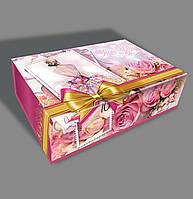 Коробка Шкатулка -Балерина  1001 к 8 марта
