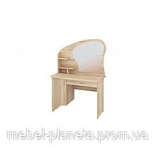 """Туалетный столик """"Трюмо-3"""" Пехотин"""