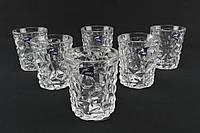 Набор стаканов А-плюс 6011,стекло 300мл 6шт