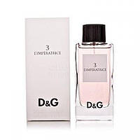 Туалетная вода Dolce&Gabbana Anthology L`Imperatrice 3 100 мл