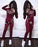 """Женский стильный спортивный костюм весна/очень """"Gucci"""" (расцветки), фото 5"""