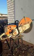 Сверхмощный профессиональный бензорез Stihl TS 800 асфальторез или швонарезчик, фото 1