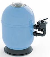 Фильтровальный бак HRN-10 (стекловолокно),  10 м³/час, диаметр 510 мм