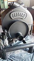 Отопительная печь тип 00 (100м.куб)  – CALGARY. Канадская печь, булерьян, сталь 4мм