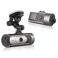 Автомобильный видеорегистратор 00820 Серый (30-SAN210)