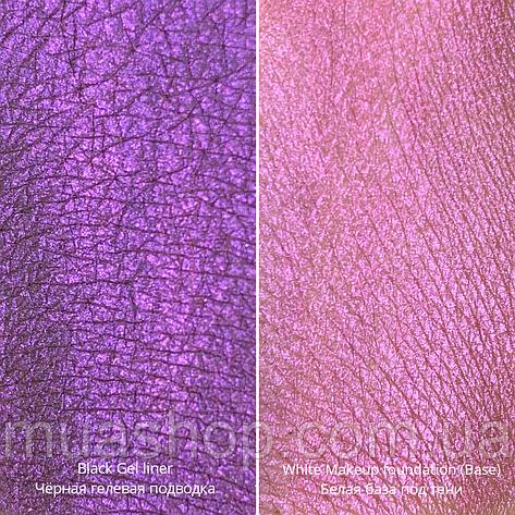 Пигмент для макияжа KLEPACH.PRO -202- Розовый кристалл (пыль), фото 2