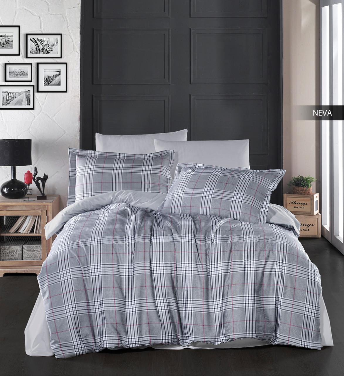 Комплект постельного белья Ecosse Сатин 200х220 Neva