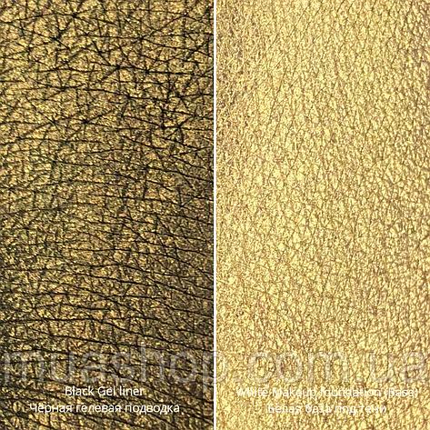 Пигмент для макияжа KLEPACH.PRO -203- Лимонный хризопраз (пыль), фото 2