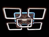 Светодиодная люстра с диммером, подсветкой и MP3, 135W, фото 3