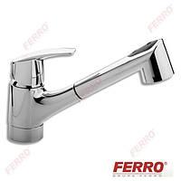 Смеситель для мойки Ferro Metalia 56081.0