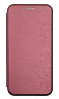 Чехол-книжка Luxo Leather Samsung A10s  (Wine red), фото 1