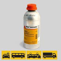 Очищающее и активирующе средство при остеклении SIKA AKTIVATOR, 250 мл.