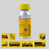 Спиртовой раствор для очистки Sika Aktivator-205 (Sika Cleaner-205), 1 л.