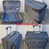 100% polyester FLY 8049 на 2-х.кол. валізи чемоданы сумки на колесах, фото 5