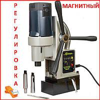 ✅ Cтанок сверлильный на электромагните Titan PMD30E с регулировкой (Титан ПМД 30Е)