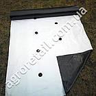 Агроволокно Agreen двухслойное черно-белое плотность 50 рулон 3.2х100 м, фото 2