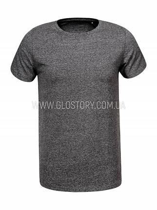 Базовая мужская футболка в разных цветах GLO-Story,Венгрия, фото 2