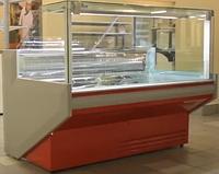 Холодильна вітрина куб Juka FGL190A