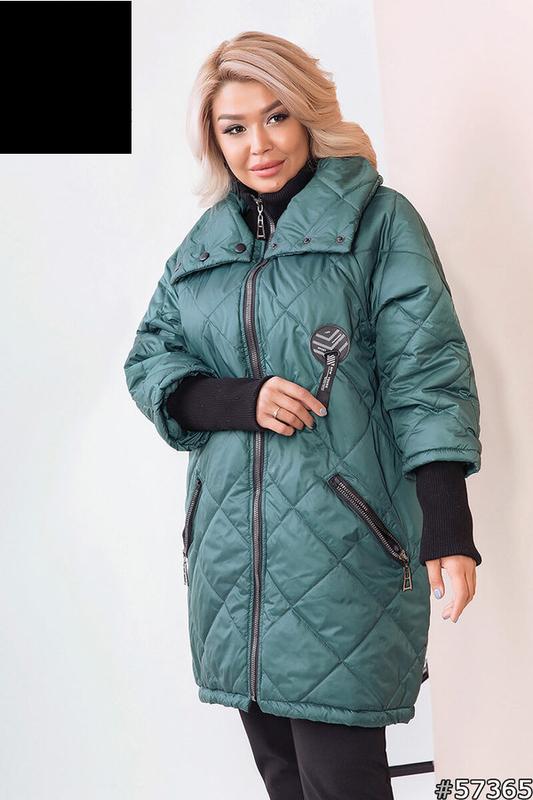 Куртка женская демисезонная размеры: 52-66