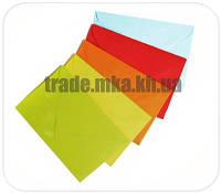 Цветные конверты С6 (треугольный клапан)