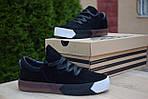 Женские кроссовки Adidas Alexander Wang (черные) 2850, фото 3