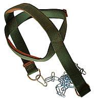 Шлем для накачивания мышц шеи (головная лямка) - ременная лента