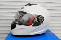 Шлем-интеграл AD белый, фото 1