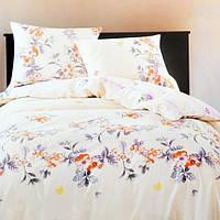 Комплект постельного белья из сатина Milk  Wreath - 5063