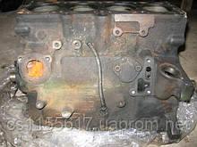 Блок двигателя JR233621 голый дефектный на VW Golf 2  1.6TD, VW Jetta 2  1.6TD