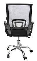 Кресло Bonro B-619 черное, фото 3