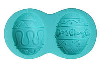 Силиконовая форма Пасхальное яйцо| 105*55 мм| молд