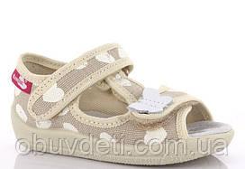 Босоніжки -тапочки Renbut для дівчаток 25 (16,0 см)