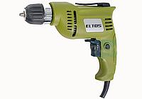Дрель электрическая  Eltos  ДЭ-550 (550 Вт)
