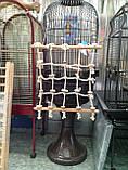Веревочная сеть для попугая XL, фото 2
