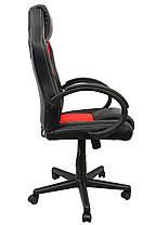 Кресло геймерское Bonro B-603 красное, фото 3