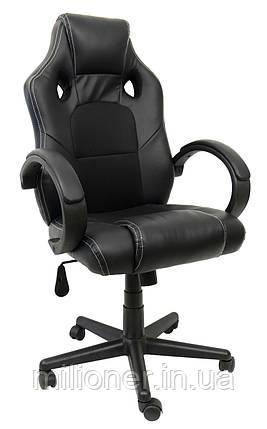 Кресло геймерское Bonro B-603 Black, фото 2