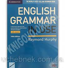 English Grammar In Use Fourth Edition with answers Авт: Raymond Murphy Вид: Cambridge university press