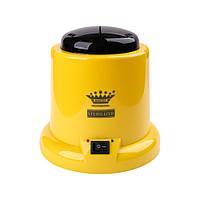 Стерилизатор кварцевый (шариковый) Master Professional MPS-1B пластиковый желтый