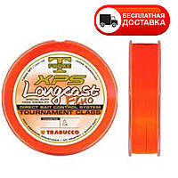 Леска Trabucco TF XPS Long Cast Fluo 1200 м Оранжевая 0,181 мм 4,57 кг/10,08 lb