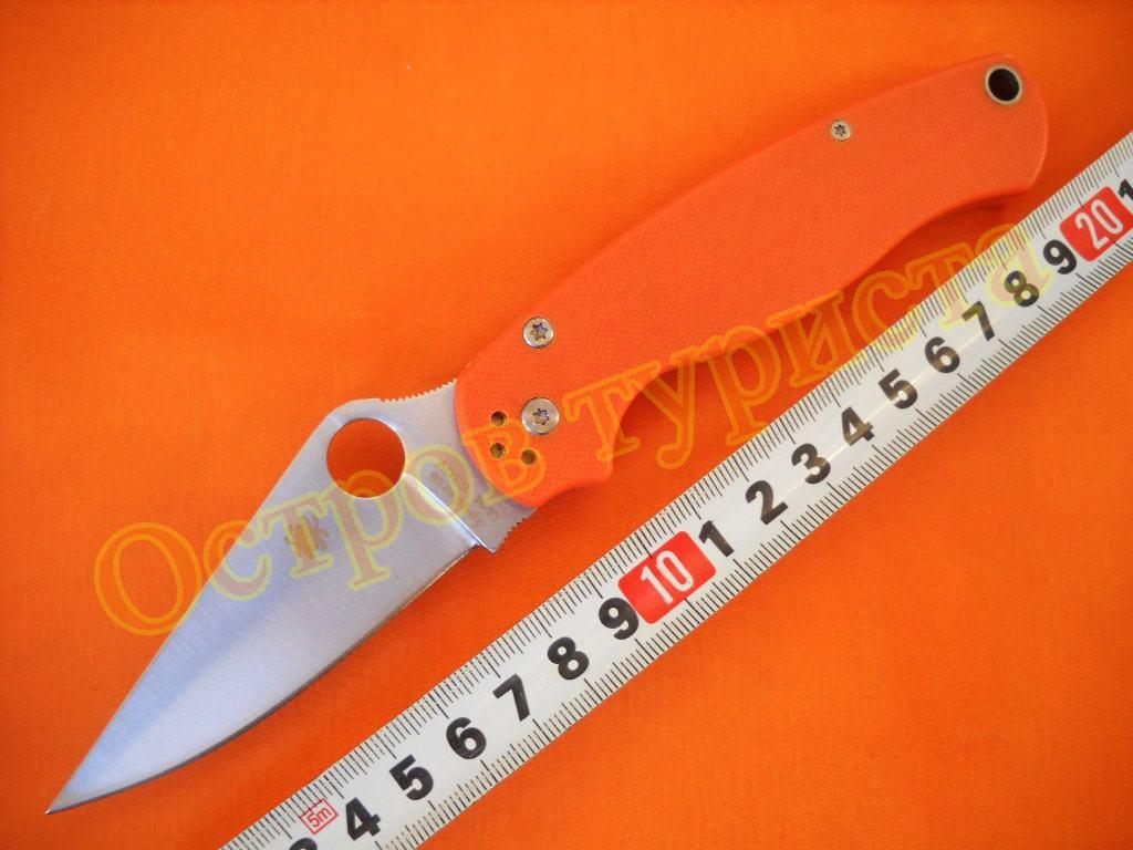 Нож складной  S30-VO Spyderco