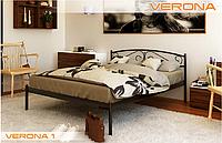 Кровать Верона металлическая / Verona, фабрика Метакам
