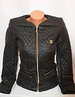 Нарядная  курточка-пиджак  стеганая ткань  Шанель