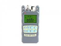 Измеритель оптической мощности с локатором оптоволокна 10мВт 2в1, фото 1